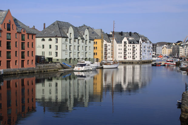 haven aslesund vieuw