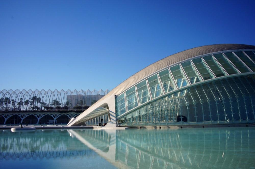 Valencia kunst en wetenschap