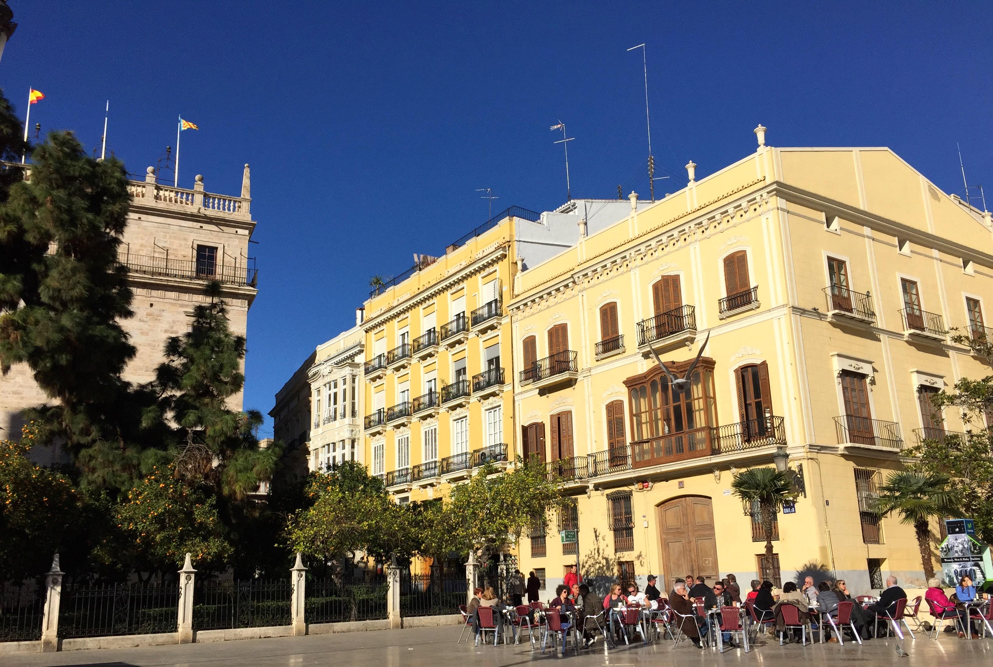 Valencia plein1