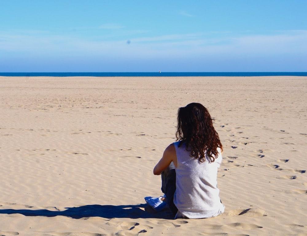 Valencia strand1