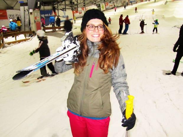 skis Tess