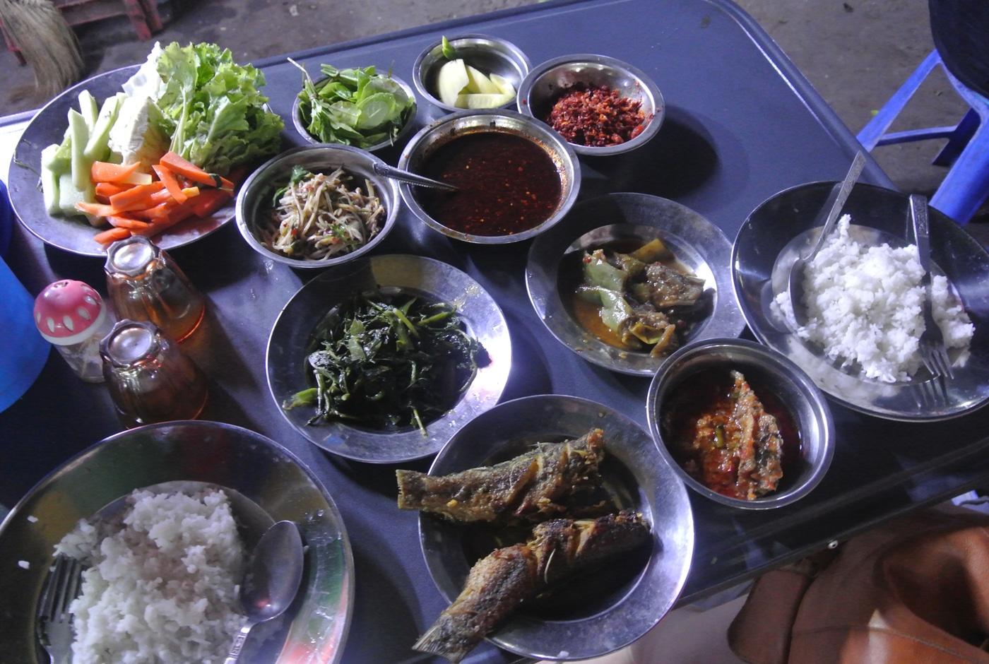 Eten op straat