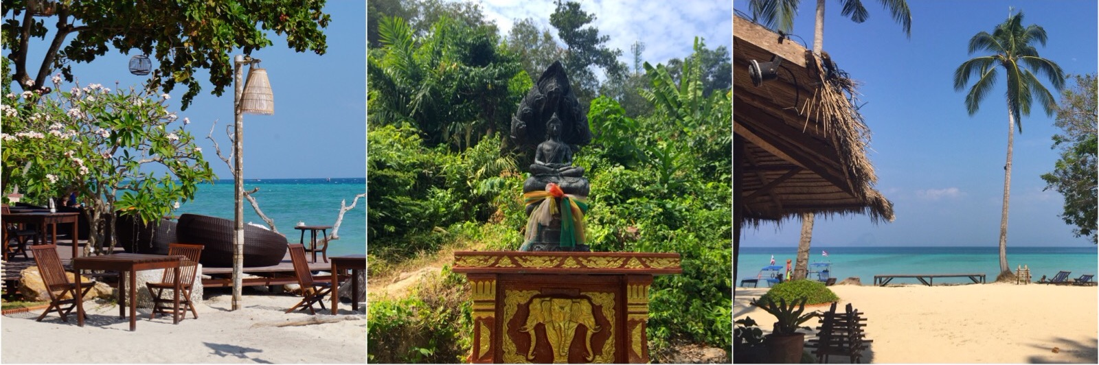 Bounty eiland Koh Ngai