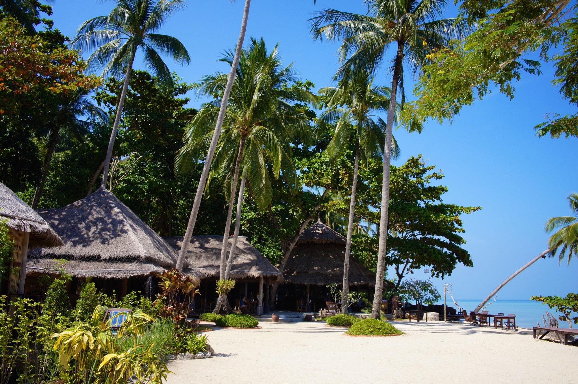 Koh Ngai Thapwarin resort