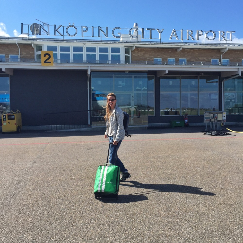 Linkoping airport