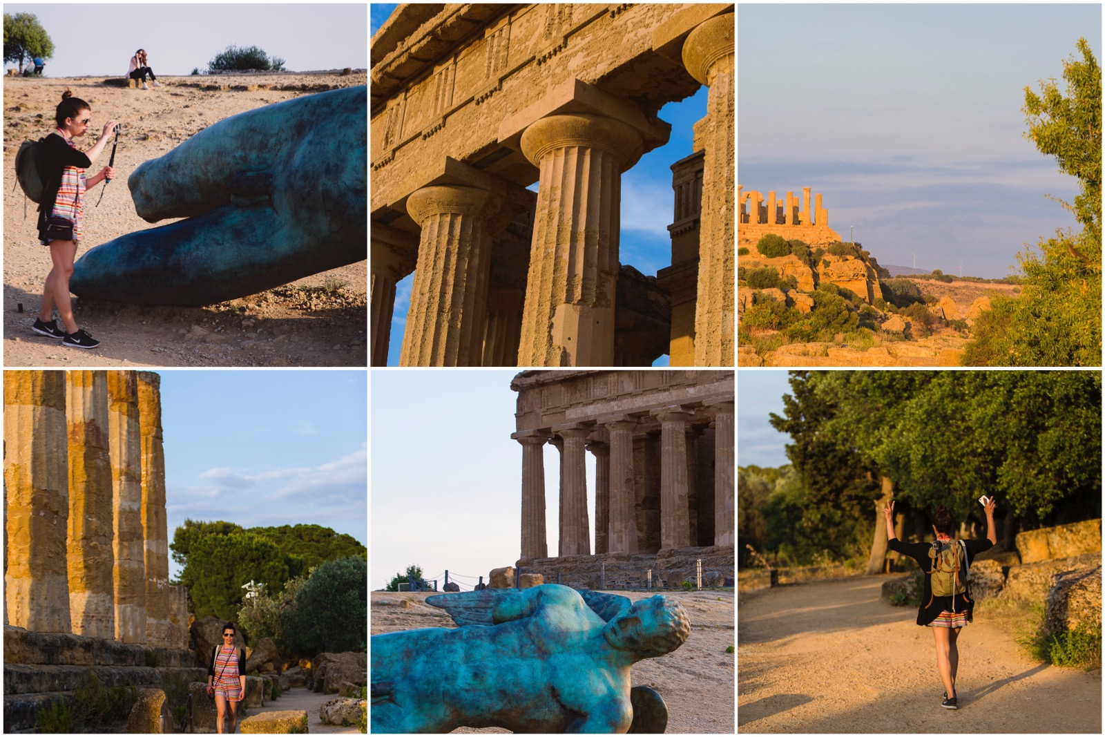 agrigento girls Sicily life tours offers customized private sicily tours, mount etna volcano tour, taormina, syracuse and agrigento day tours by personalized service.