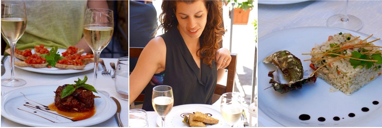 Beste restaurants Sicilië