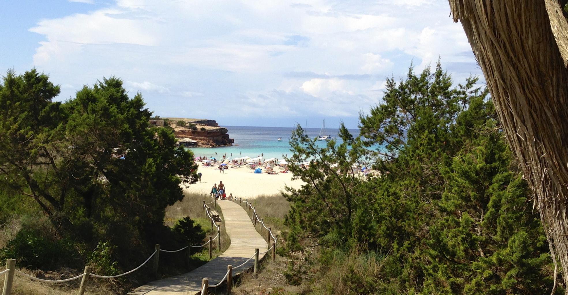 Formentera Playa Cala Saona - 1