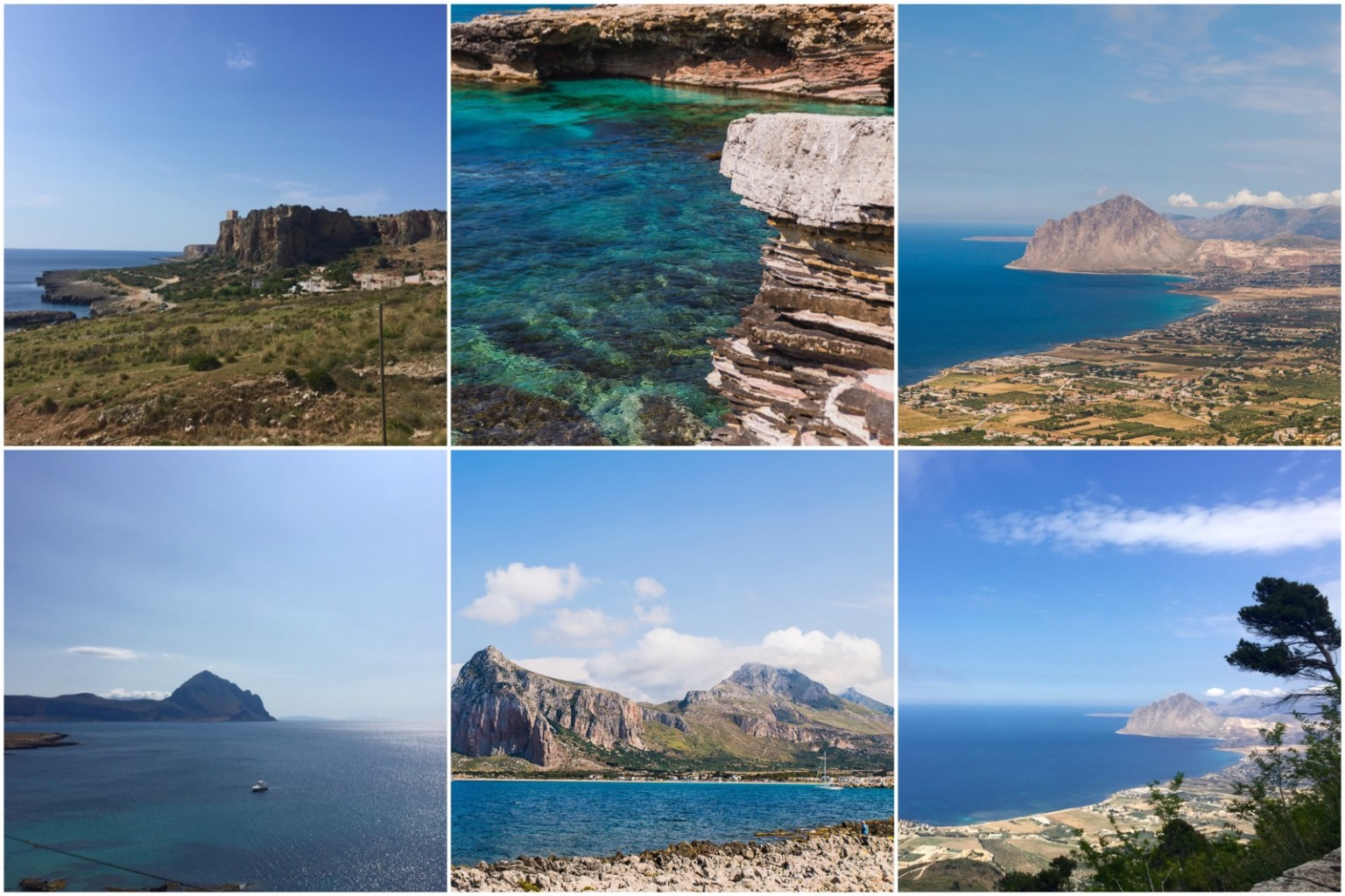 Rondreis door Sicilië