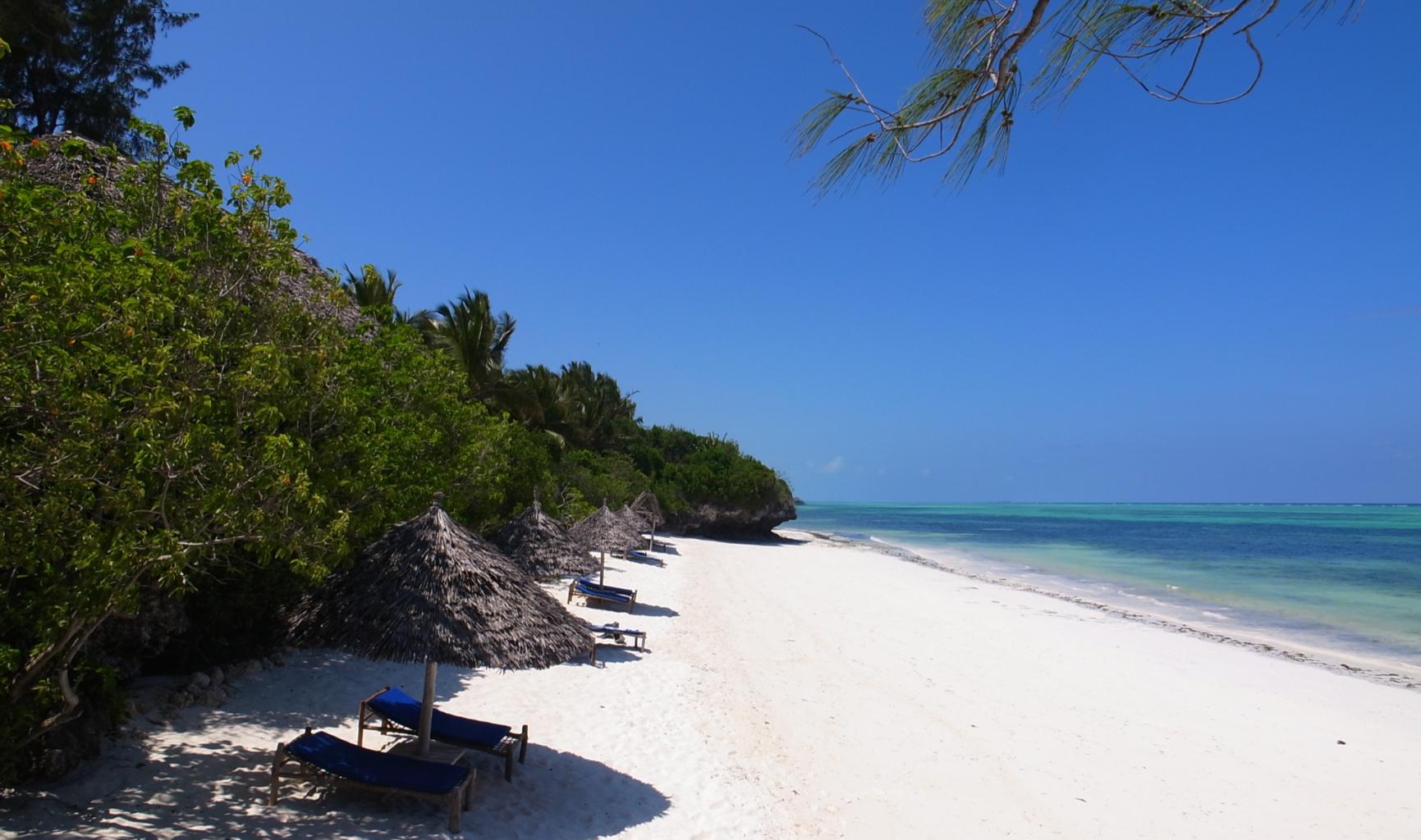 Zanzibar Matemwe beach