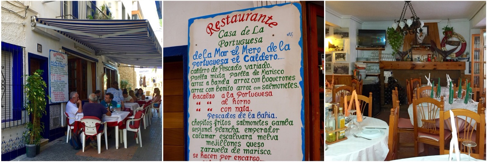 Benidorm beste local restaurants