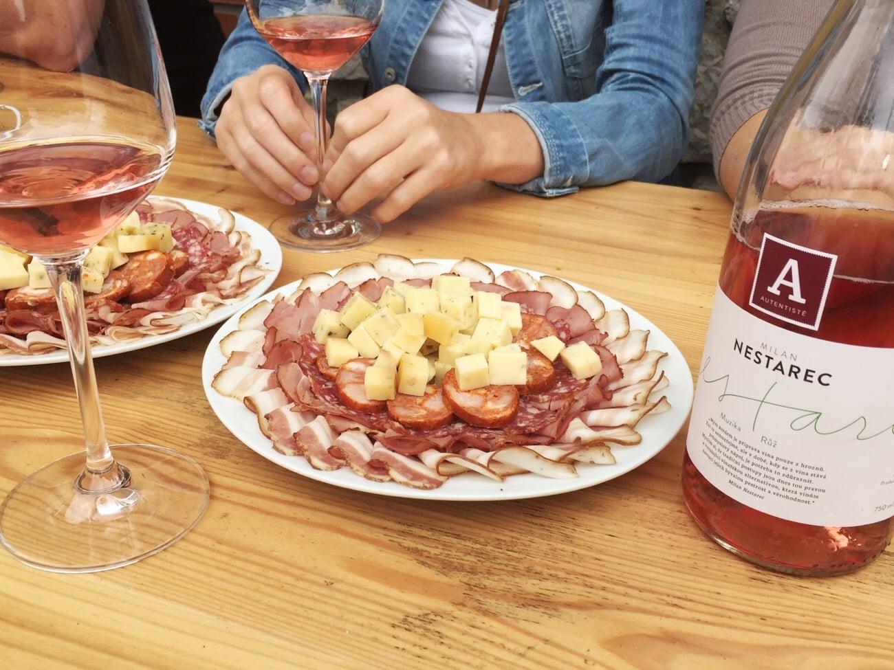 Milan Nestarec Winetasting Tsjechie