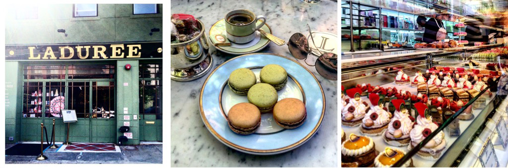 New York restaurants | Laduree