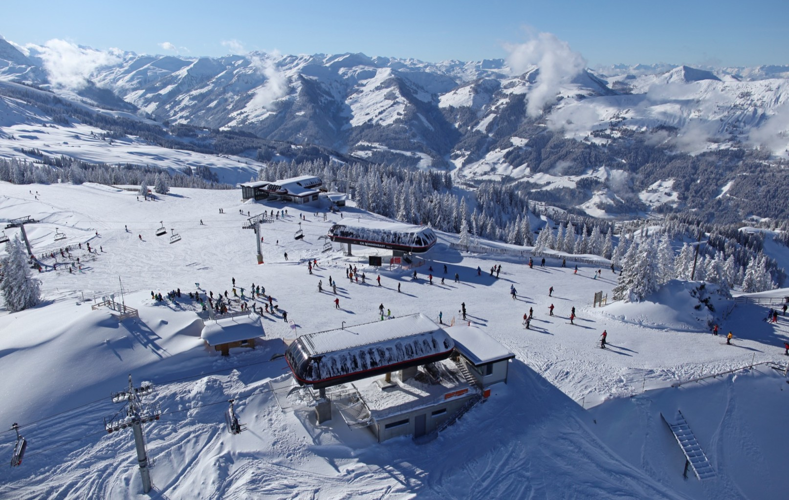 Wintersport in Kitzbühel 4