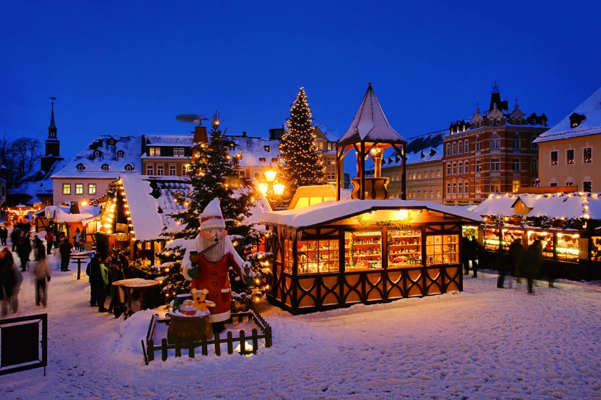 Leukste Duitse kerstmarkten