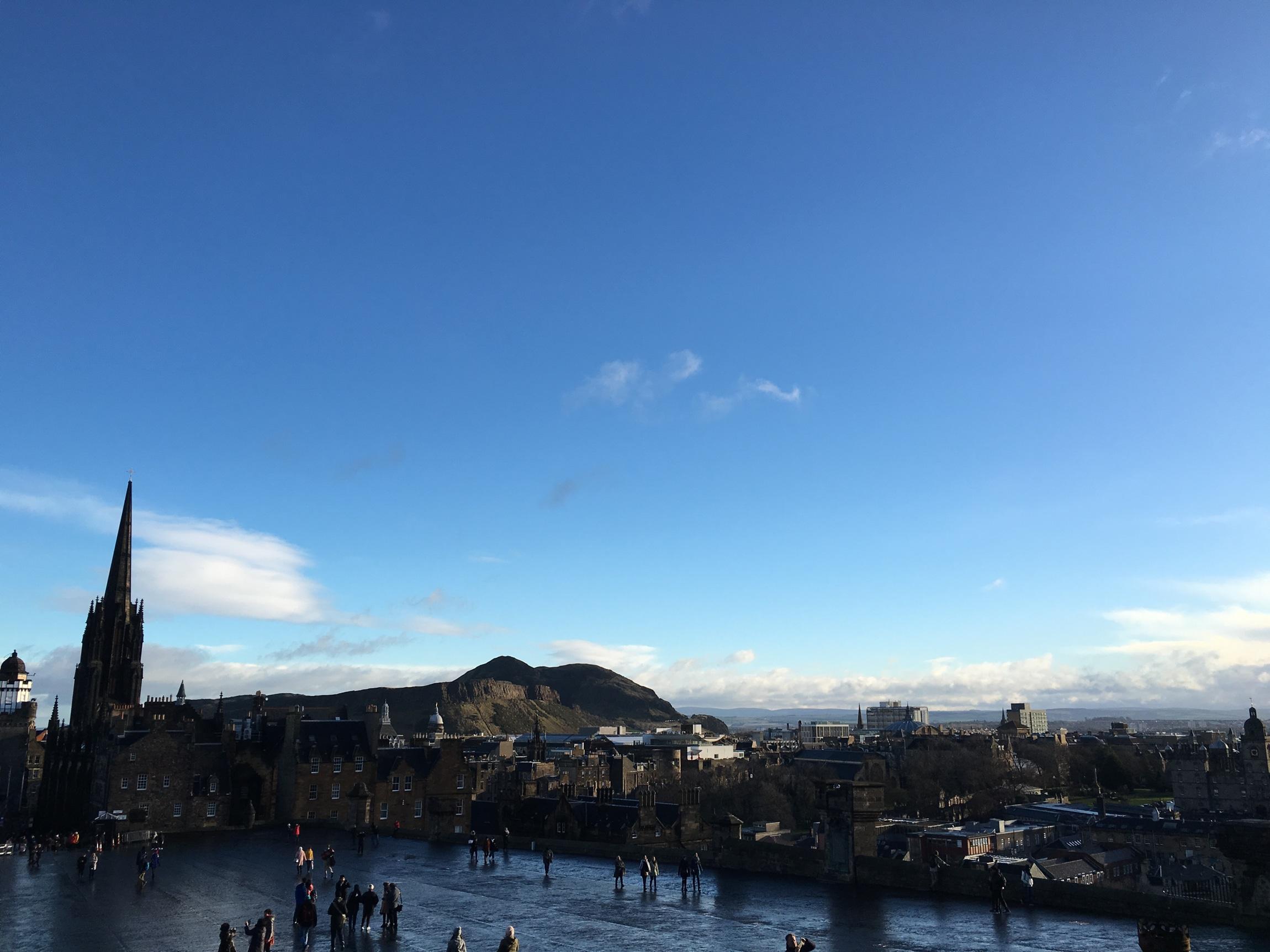 Kerst in Edinburgh1
