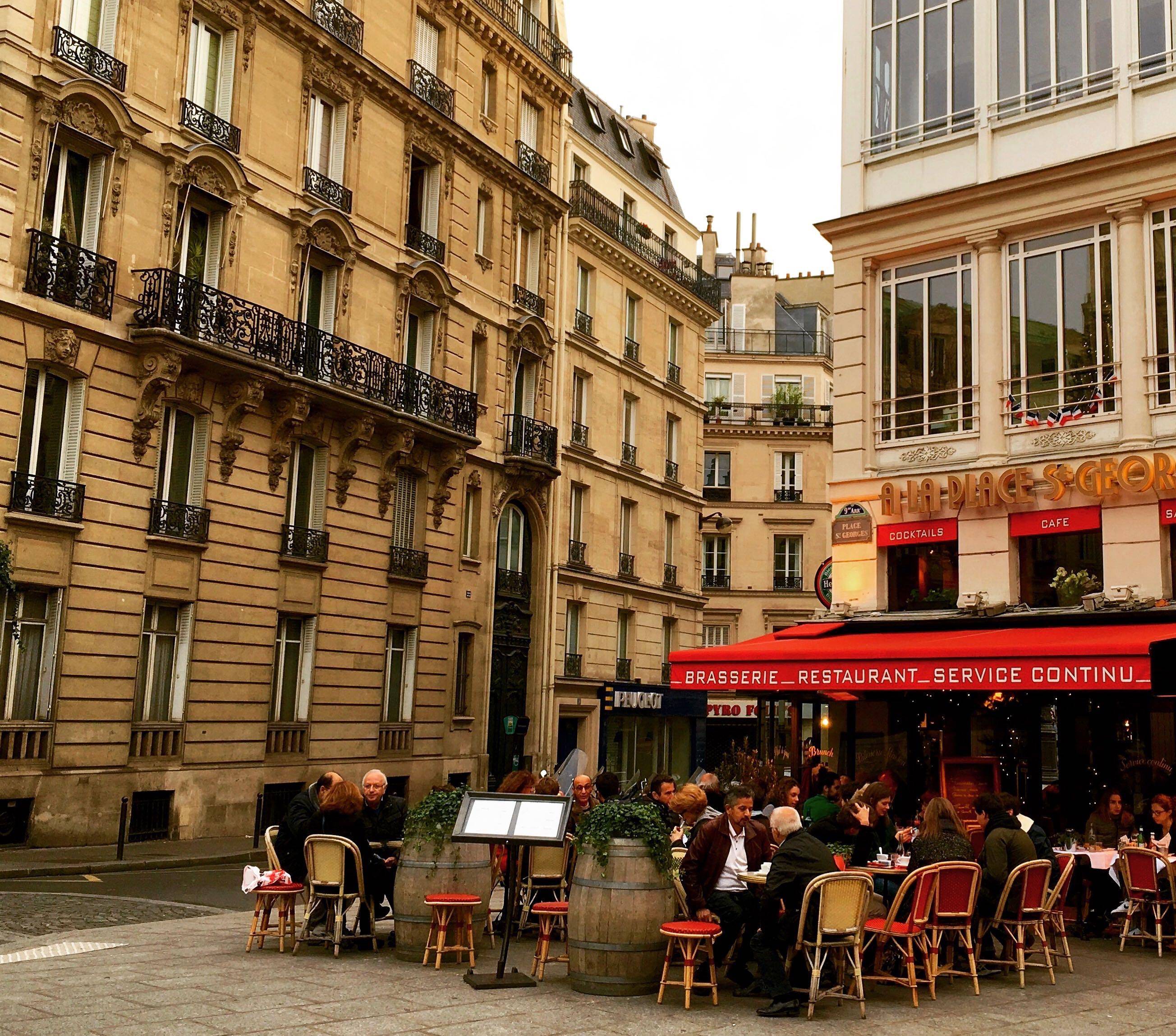Parijs - 1