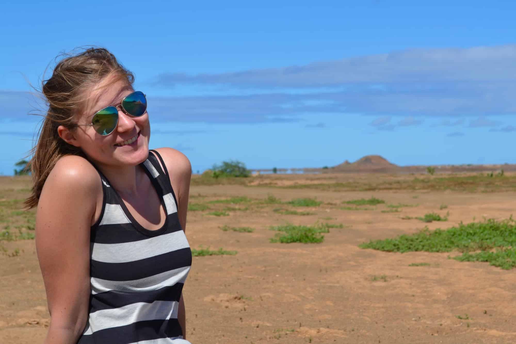 Travel Stories Chantal Schram - 1