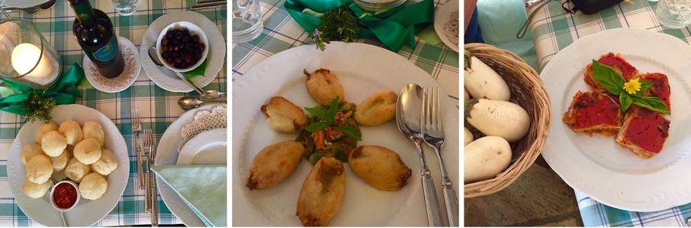 Masseria IL Frantoio puglia food
