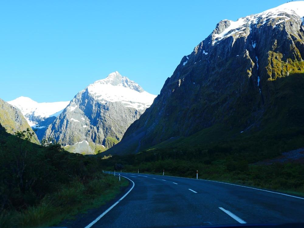 Roadtrip Nieuw Zeeland