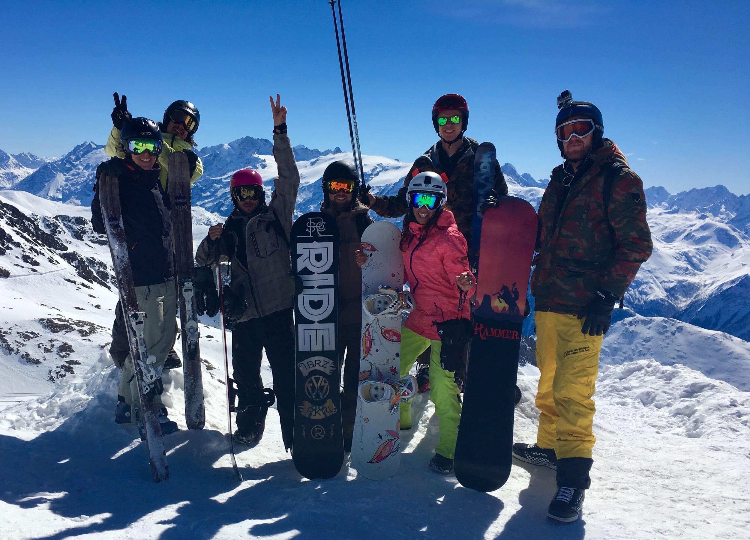 Wintersport chalet Frankrijk - 1 (2)