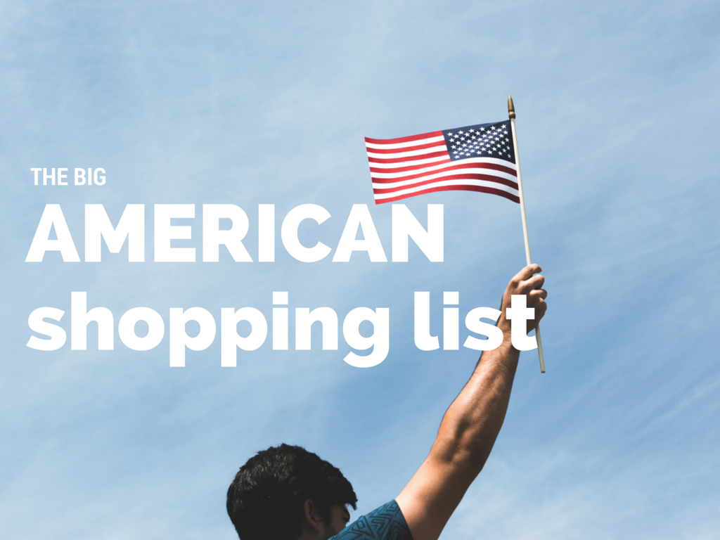AMERICAN SHOPPING