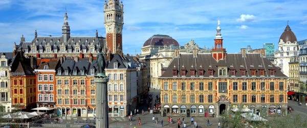 Lille city trip citytrip