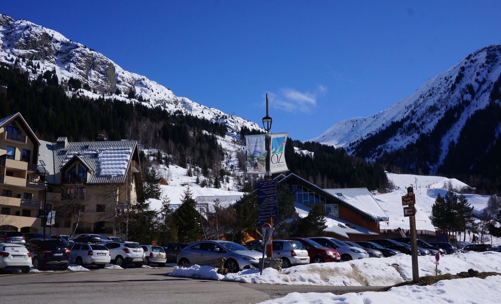Oz en Oisans wintersport Frankrijk - 1
