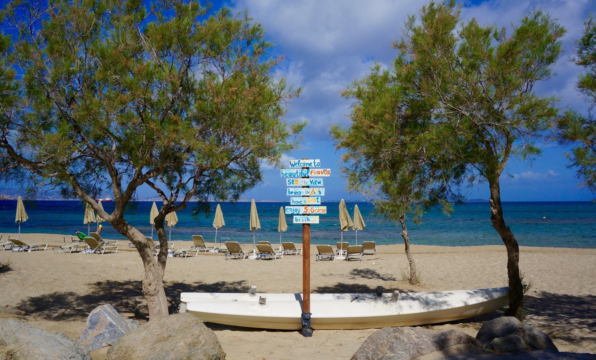 Flisvos Sportclub Naxos Griekenland