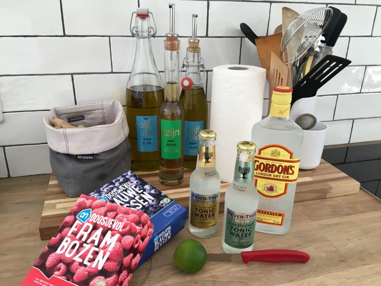 Lekkerste gin tonic recepten