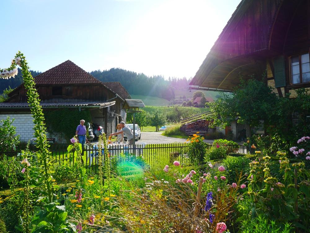 Swiss Grand Tour