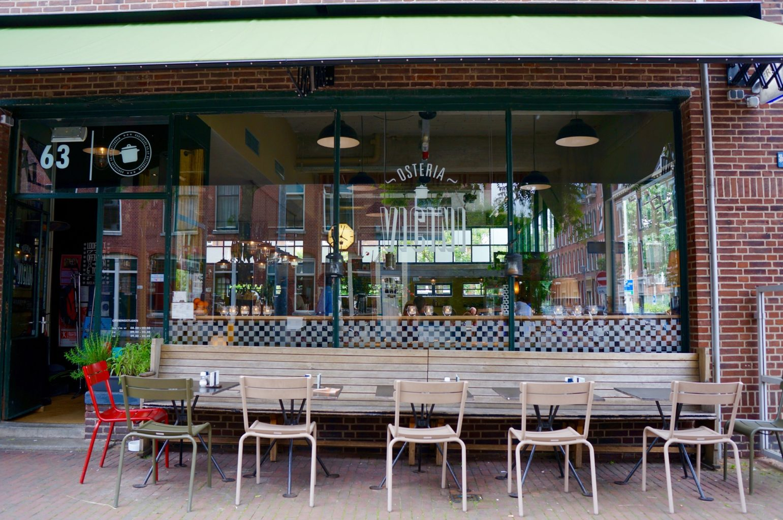 Restaurant Vicini Rotterdam Italiaans