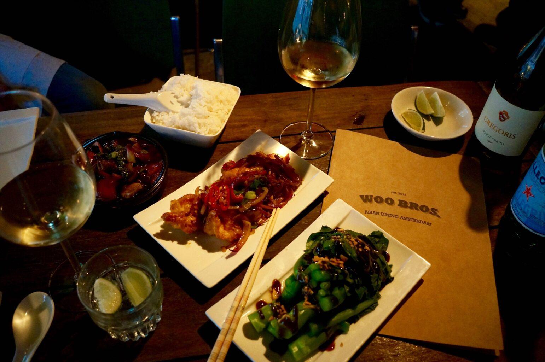 Restaurant Woo Bros Amsterdam Aziatisch Aziatische