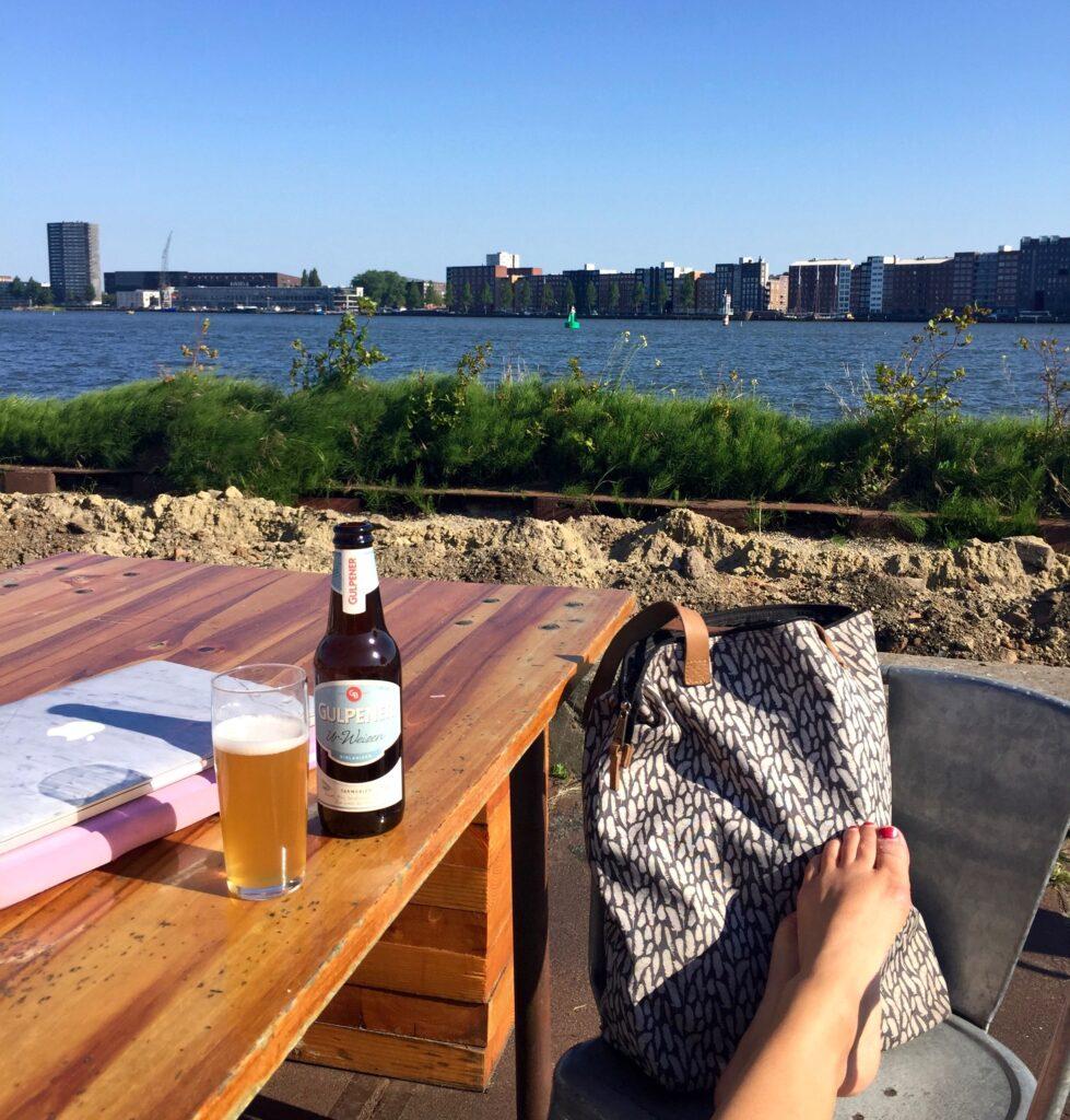 beste terrassen Amsterdam