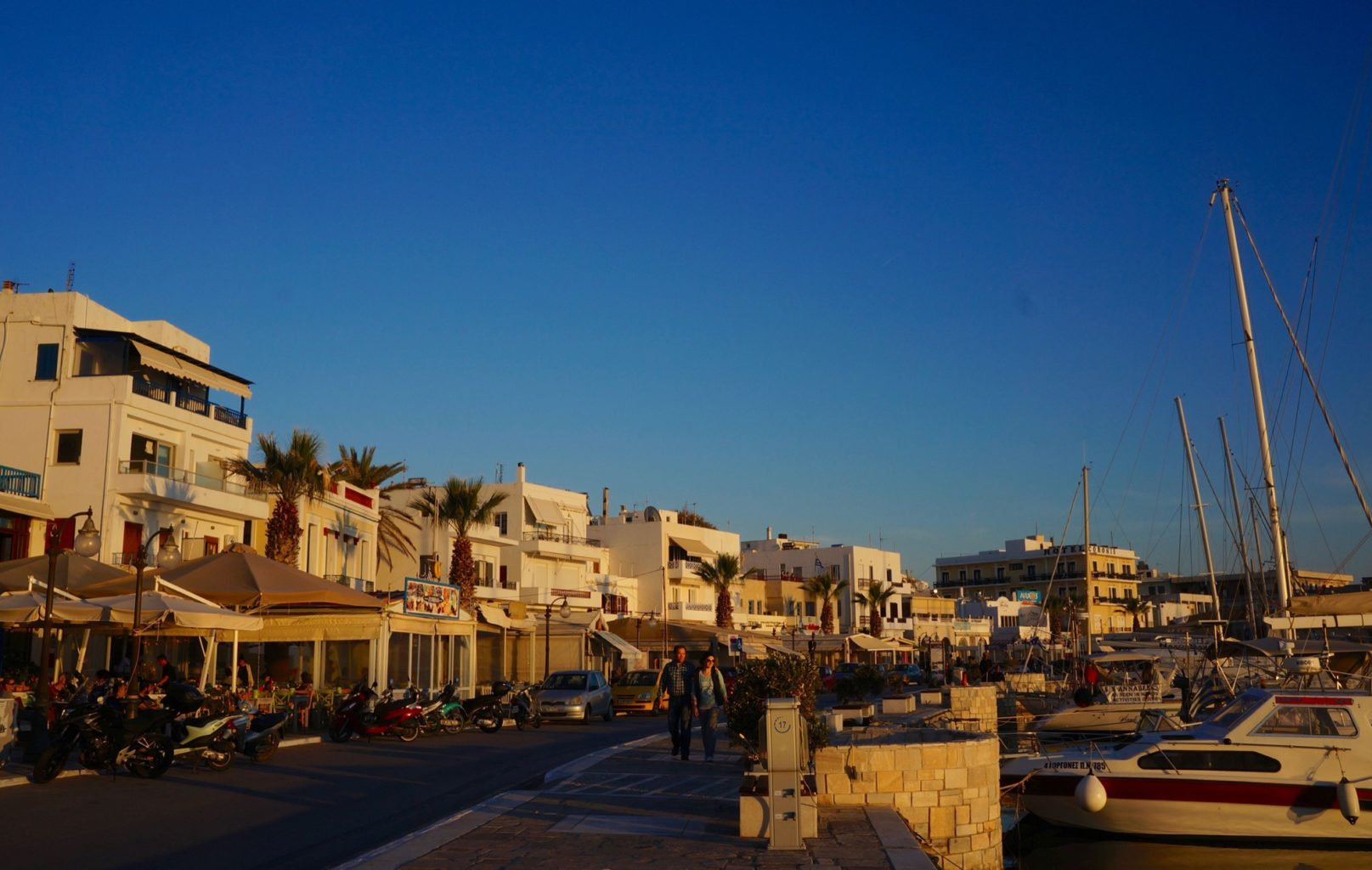 Griekenland Naxos highlights