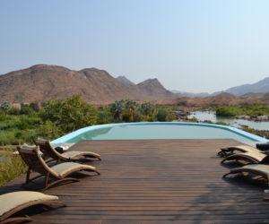 Namibië Okahirongo