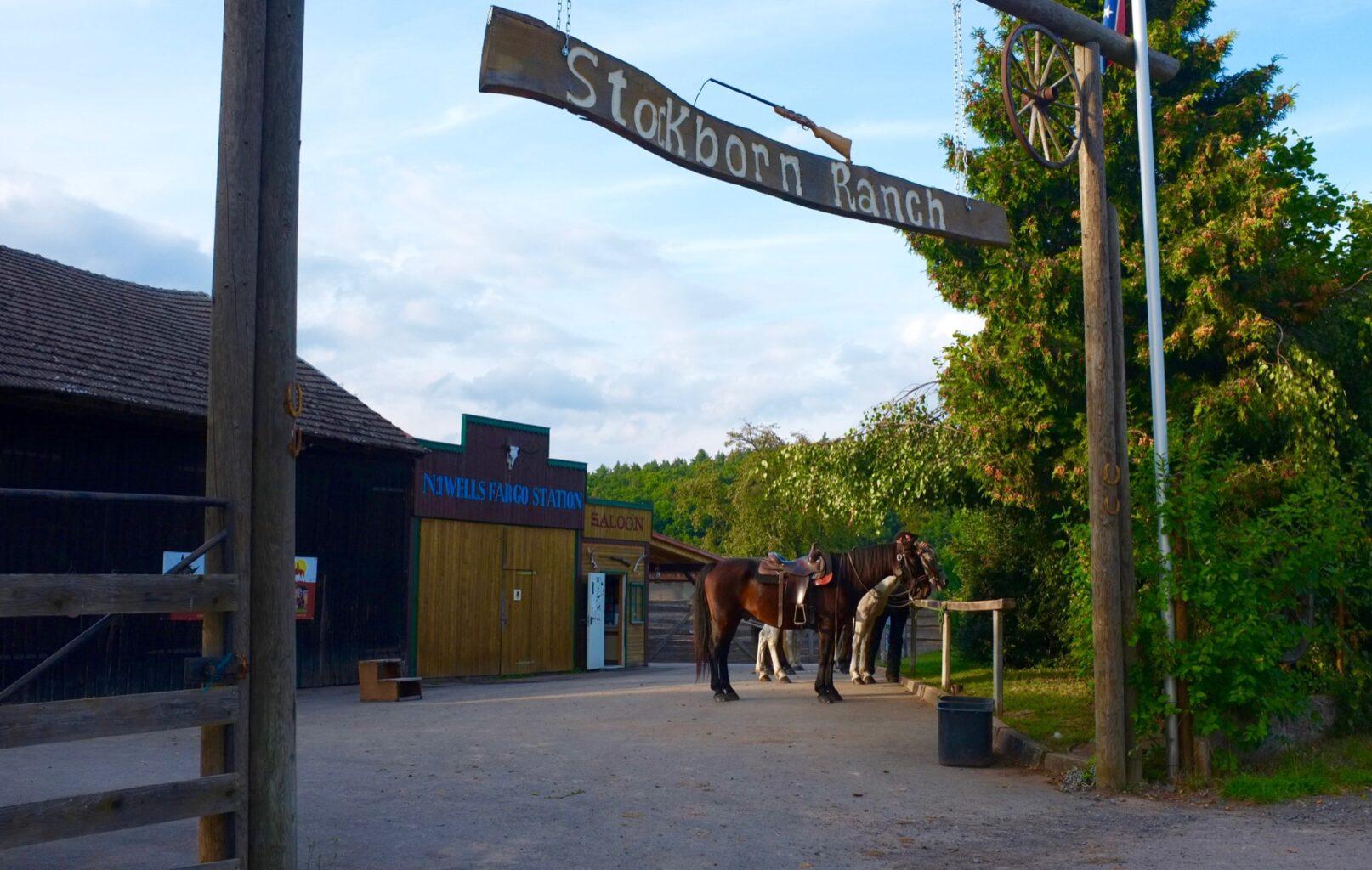 Paardrijden Rhön Duitsland