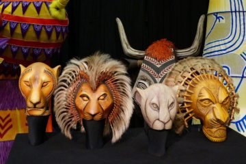 Zuid Afrika Lion King