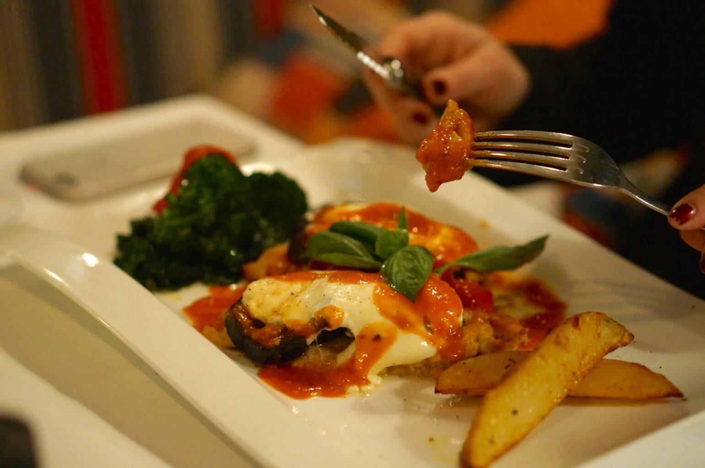 Italiaans restaurant Di Bruno Amsterdam