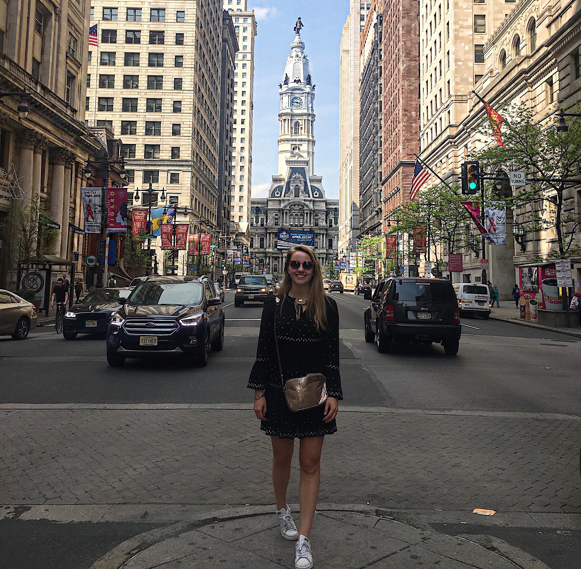 US roundtrip | Philadelphia