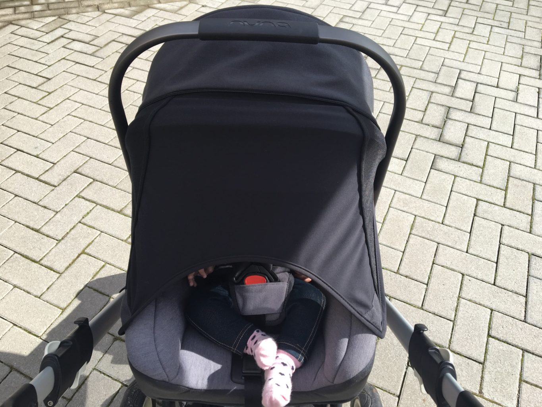 autostoel Nuna welke