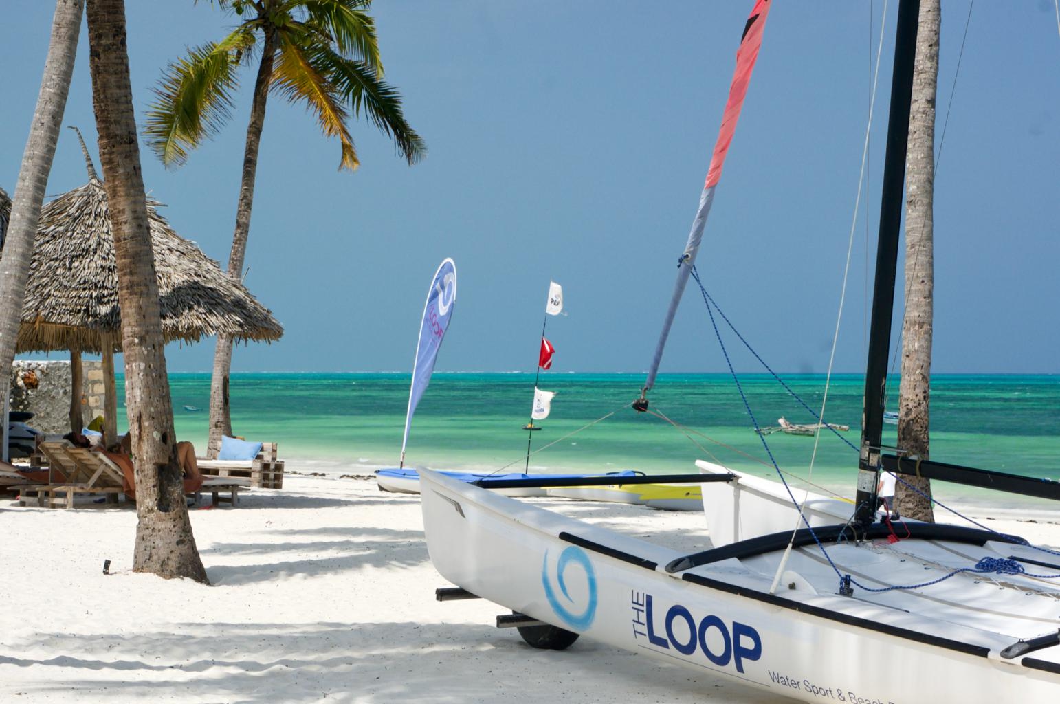 Zanzibar bounty eiland