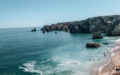 Algarve coastwalk