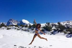 Wintersport wellness Zuid Tirol