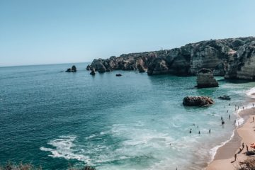 Algarve coastwalk
